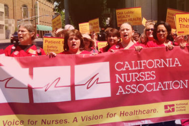 California Nurses Association
